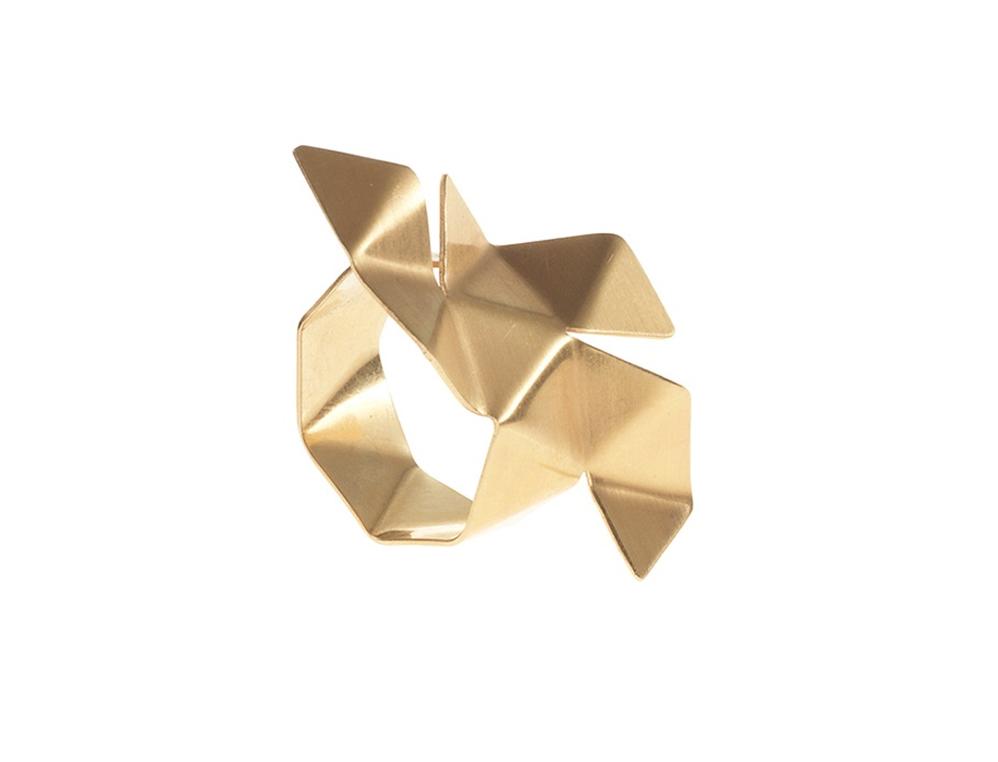 origami ring � malene glintborg