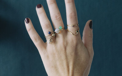 The story of my jewellery – a chat with Anne Birkkjær